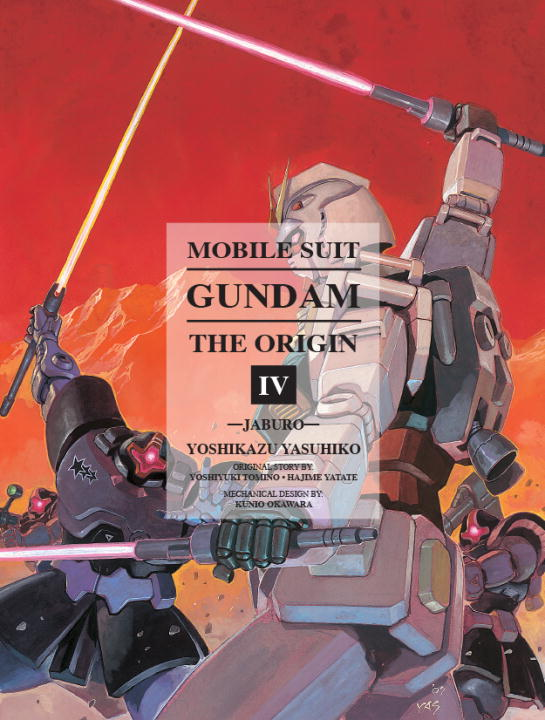 Yoshikazu Yasuhiko Mobile Suit Gundam The Origin Volume 4 Jaburo
