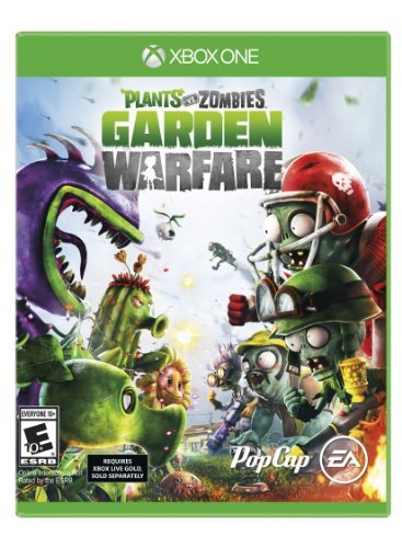 Xb1 Plants Vs Zombies Garden Warfa Electronic Arts Plants Vs Zombies Garden Warfare