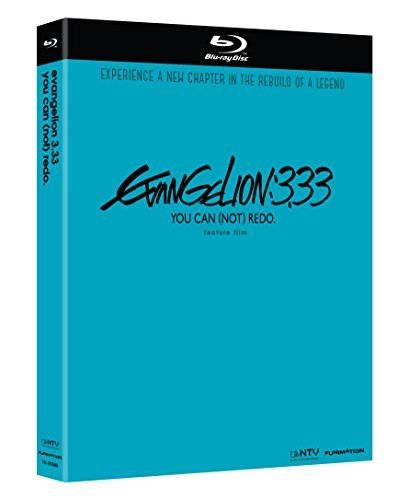 Evangelion 3.33 You Can {not} Redo Evangelion 3.33 You Can {not} Redo Blu Ray Tvma