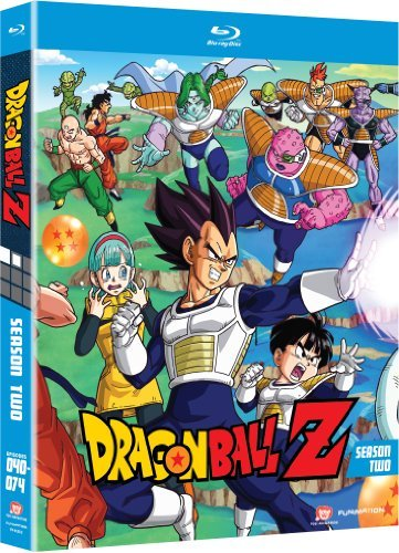 Dragonball Z Season 2 Blu Ray Tvpg