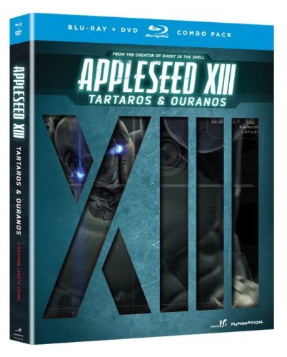 Appleseed Xiii Tartaros & Our Appleseed Xiii Blu Ray Ws Tv14 DVD