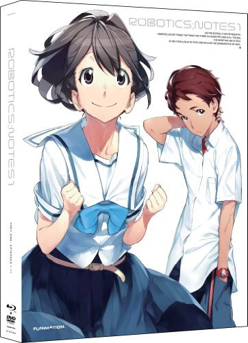 Robotics Notes Part 1 Blu Ray DVD Tv14 Ws