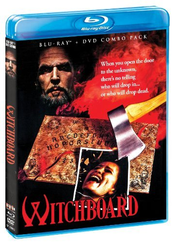 Witchboard Witchboard Blu Ray DVD R Ws