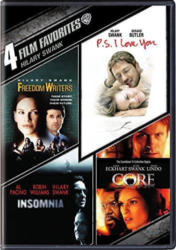 4 Film Favorites Swank Hilary Nr 4 DVD