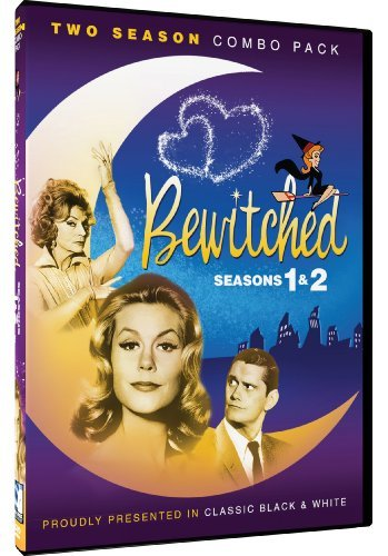 Bewitched Season 1 & 2 DVD