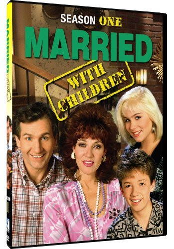 Married With Children Season 1 DVD Nr