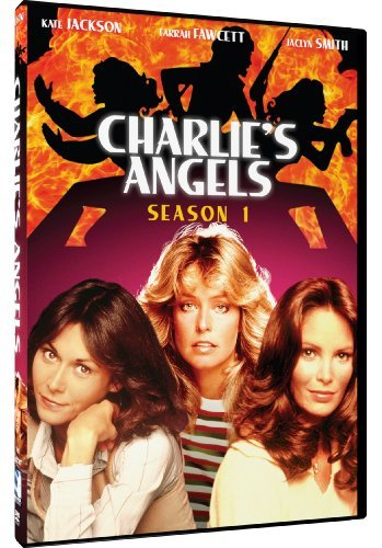 Charlie's Angels Season 1 DVD Nr