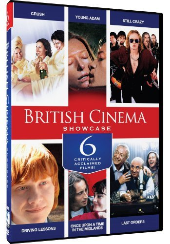 British Cinema Showcase 6 Movi British Cinema Showcase 6 Movi R 2 DVD