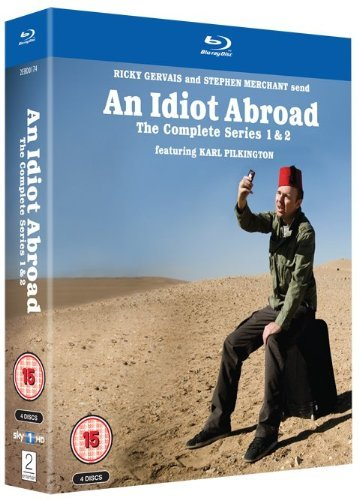 Idiot Abroad Idiot Abroad Box Set Series 1 Import Gbr 4 Blu Ray Box