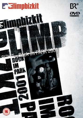 Limp Bizkit Rock In The Park 2001 Nr