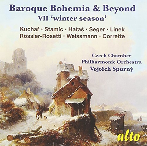 Czech Chamber Philharmonic Orc Baroque Bohemia & Beyond Vii