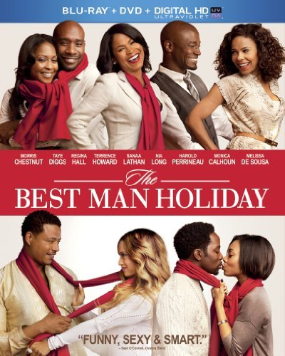 Best Man Holiday Chestnut Diggs Hall Howard Lat Blu Ray Ws R DVD Uv