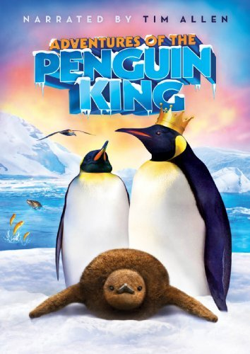 Adventures Of The Penguin King Allen Tim Pg