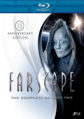 Farscape Season 2 15th Anniversary Edition Blu Ray Tvma Ws