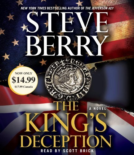 Steve Berry The King's Deception Abridged