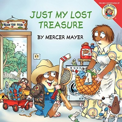 Mercer Mayer Just My Lost Treasure