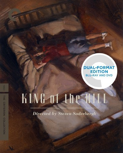 King Of The Hill Bradford Bordy Gray Eichhorn Blu Ray DVD Pg13 Ws Criterion Collection