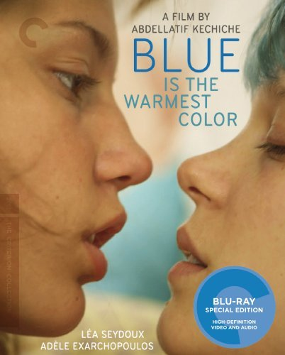 Blue Is The Warmest Color Exarchopoulos Seydoux Blu Ray Nr Ws Criterion Collection