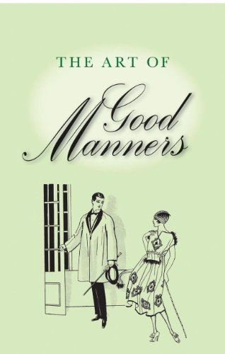 Bodleian Library The The Art Of Good Manners