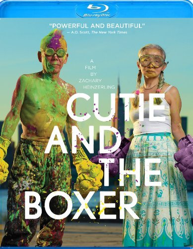 Cutie & The Boxer Cutie & The Boxer Blu Ray R Ws