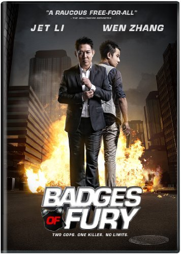 Badges Of Fury Li Jet DVD Nr Ws
