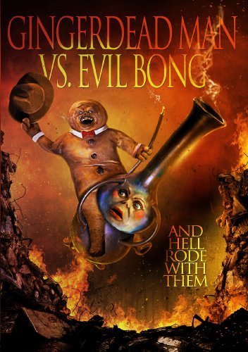 Gingerdead Man Vs. Evil Bong Gingerdead Man Vs. Evil Bong DVD Mod This Item Is Made On Demand Could Take 2 3 Weeks For Delivery