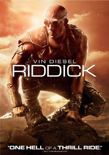 Chronicles Of Riddick Riddick DVD R Ws