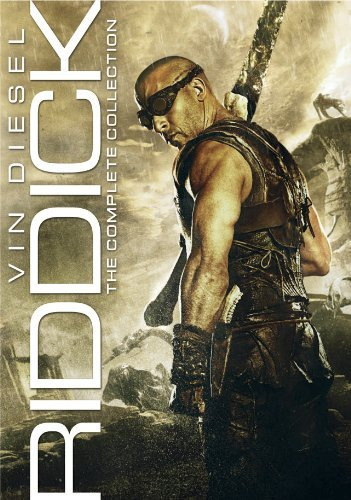 Riddick Complete Collection Riddick Complete Collection Ws R 3 DVD