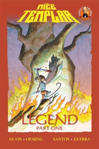 Bryan J. L. Glass Mice Templar Volume 4.1 Legend Part 1