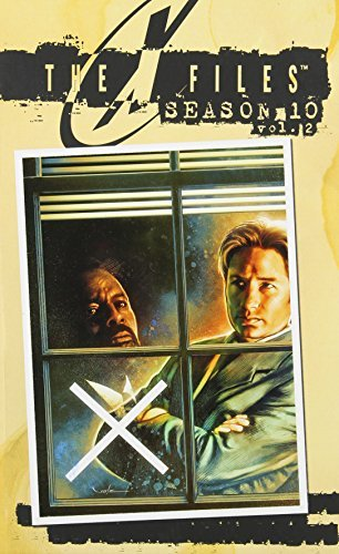 Joe Harris X Files Season 10 Volume 2