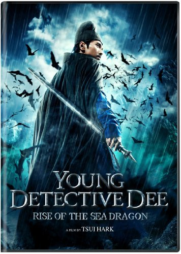 Young Detective Dee Rise Of The Sea Dragon Young Detective Dee Rise Of The Sea Dragon DVD Nr