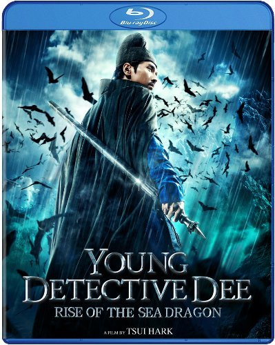 Young Detective Dee Rise Of The Sea Dragon Young Detective Dee Rise Of The Sea Dragon Blu Ray Nr Ws
