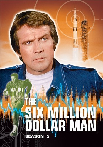 Six Million Dollar Man Season 5 DVD