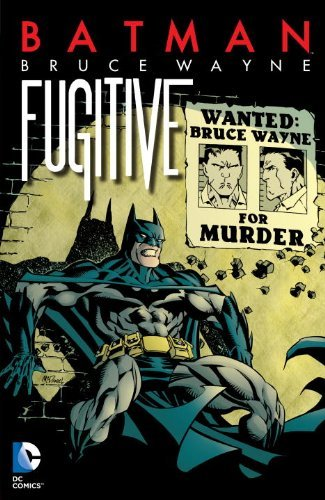 Various Batman Bruce Wayne Fugitive