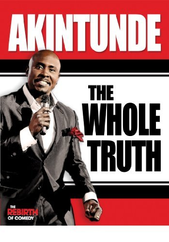 Akintunde The Whole Truth Akintunde The Whole Truth Nr