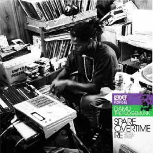 Damu The Fudgemunk Spare Overtime Incl. Bonus Tracks