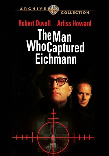 Man Who Captured Eichmann Duvall Howard Tambor Brooks La DVD Mod This Item Is Made On Demand Could Take 2 3 Weeks For Delivery