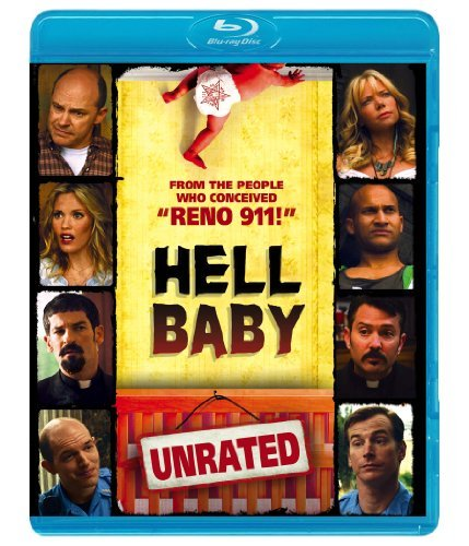 Hell Baby Corddry Rob Blu Ray R Ws
