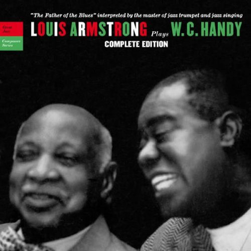 Louis Armstrong Plays W.C. Handy Complete Edit Import Esp 2 CD Incl. Bonus Tracks