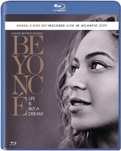 Beyoncé Life Is But A Dream Blu Ray Ws