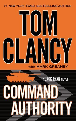 Tom Clancy Command Authority Large Print