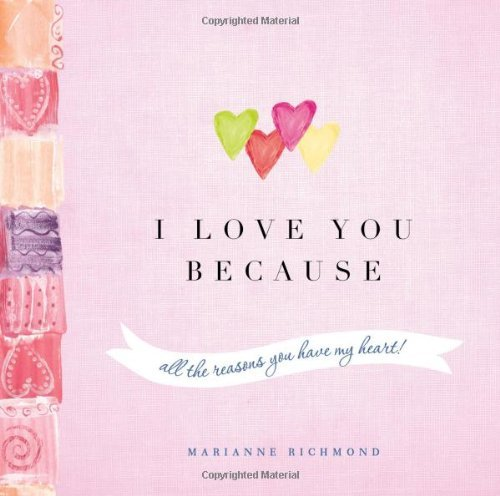 Marianne Richmond I Love You Because