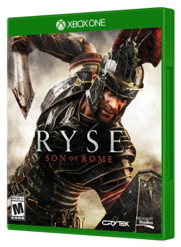 Xbox One Ryse Son Of Rome