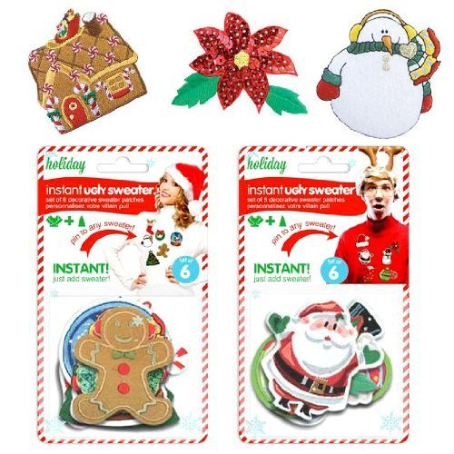 Gift Instant Ugly Sweater Kit