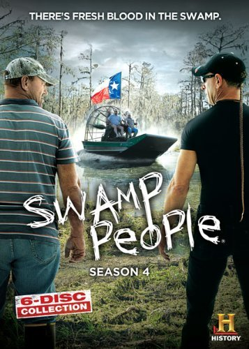 Swamp People Season 4 DVD Nr Ws