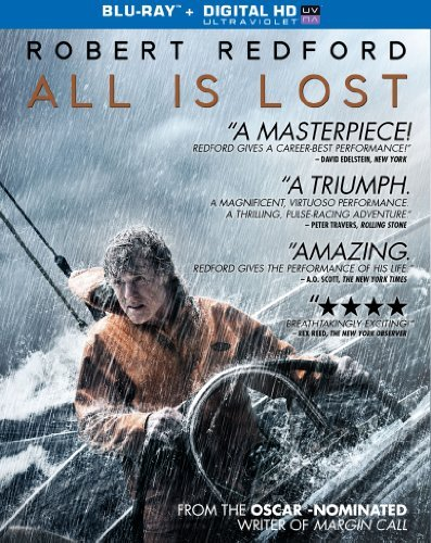 All Is Lost Redford Robert Blu Ray Uv Pg13 Ws