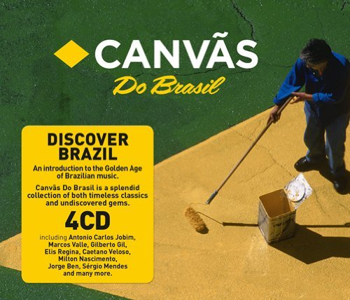 Canvas Do Brasil Canvas Do Brasil 4 CD