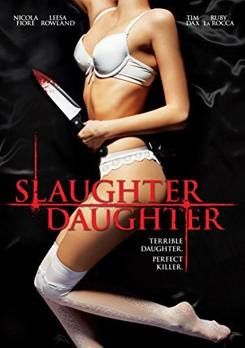 Slaughter Daughter Fiore Rowland Dax DVD Tvma