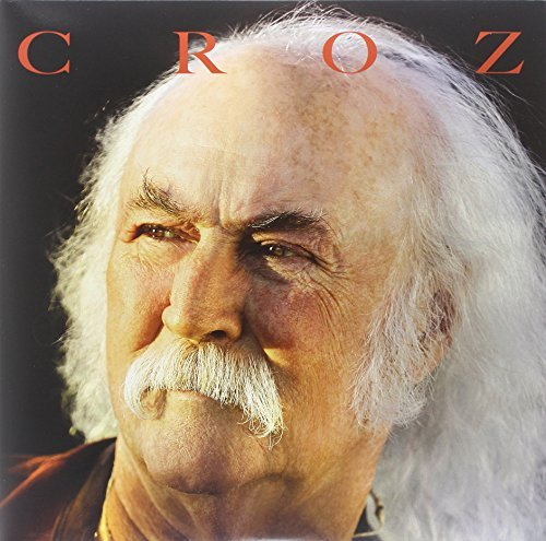 David Crosby Croz 200gm Vinyl 2 Lp