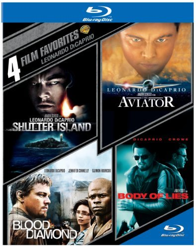 4 Film Favorites Dicaprio Leonardo Nr 4 Br